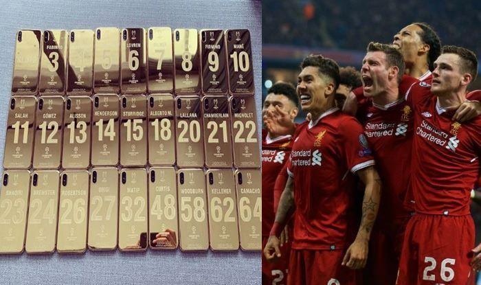 new arrivals f6c16 b587b Liverpool FC, Liverpool players, UEFA Champions League, UEFA ...
