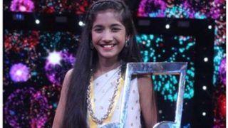 Sa Re Ga Ma Pa L'il Champs 2019 Finale: 'लिटिल चैंप्स' की विजेता बनी नागपुर की सुगंधा दाते