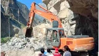 One Feared Dead in Rock Slide in Kinnaur, Himachal Pradesh