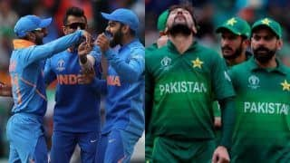 ICC Cricket World Cup 2019 India vs Pakistan Live Streaming And Updates: When and Where to Watch IND vs PAK Live TV Broadcast, Online Streaming, Time in IST, Venue, Probable XIs