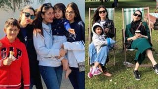Kareena Kapoor Khan, Karisma Kapoor Khan Have a Ball With Their Kids in London, Picture Goes Viral