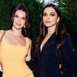 Deepika Padukone Shares Picture With Kendall Jenner From Charity Dinner in New York