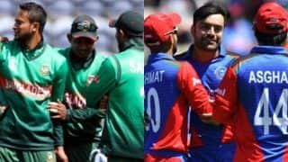 Dream11 Team Bangladesh vs Afghanistan ICC Cricket World Cup 2019 - Cricket Prediction Tips For Today's World Cup Match BAN vs AFG at Rose Bowl Stadium, Southampton