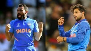 ICC Cricket World Cup 2019: Kuldeep Yadav, Mohammed Shami Laud Indian Bowling Attack