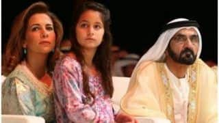 Dubai's Princess Haya Leaves Billionaire Husband, Flees With Money, Kids