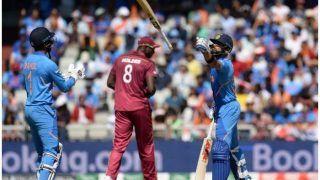 वेस्टइंडीज के कप्तान ने बताई भारत से हार की वजह, 'धोनी की स्टम्पिंग का मौका गंवाना पड़ा भारी'