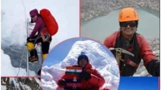 Aparna Kumar Climbs Mount Denali, Becomes First IPS Officer to Complete 'Seventh Summit' Challenge