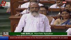 कांग्रेस को मोदी से माफी मांगनी चाहिए, हार पर आत्मनिरीक्षण करे: केंद्रीय मंत्री सारंगी