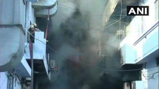 Punjab: Fire Breaks Out at 3 Garment Factories in Ludhiana, 16 Fire Tenders on Spot