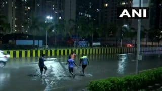 Mumbai Rains Bring Relief From Heat But Affect Air, Rail Traffic in City