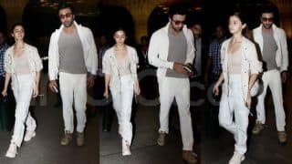 Alia Bhatt And Ranbir Kapoor Holiday in New York With Rishi Kapoor And Neetu Kapoor