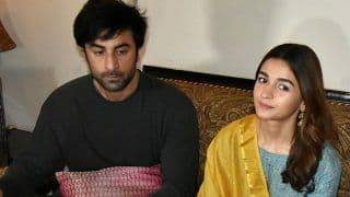 Alia Bhatt Gushes Over Her Relationship With Ranbir Kapoor, Says 'Nazar na Lage'