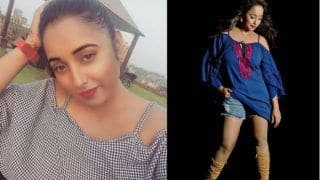 Bhojpuri Queen Rani Chatterjee Sizzles in Denim Shorts For Her Latest Photoshoot- Check