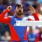 Iceland Cricket Takes Dig At Rashid Khan For Poor Performance In ICC World Cup 2019; Fans, Cricketers Troll Them Back Hilariously   SEE POST