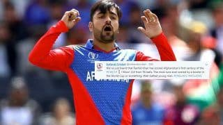 Iceland Cricket Takes Dig At Rashid Khan For Poor Performance In ICC World Cup 2019; Fans, Cricketers Troll Them Back Hilariously | SEE POST