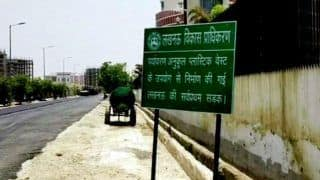 Engineers Use Plastic Waste to Build Durable Roads in Lucknow