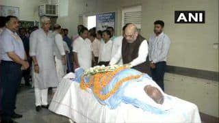 BJP Rajasthan Chief Madan Lal Saini Passes Away at Delhi AIIMS