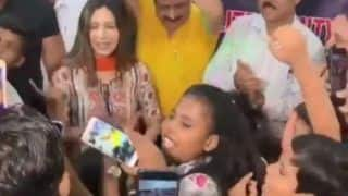 Haryanvi Bomb Sapna Choudhary Dancing With Kids in an Event Will Make You go Aww, Watch