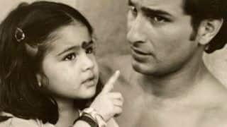 Sara Ali Khan Writes The Most Adorable Post For 'Main Man' Saif Ali Khan on Father's Day