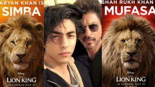 'लॉयन' बनकर दहाड़ेंगे दो शेर,  शाहरुख के बेटे आर्यन इस फिल्म से करेंगे डेब्यू!