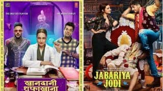Sonakshi Sinha's Khandaani Shafakhana Shifts The Release Date to August 2, Clashes With Jabariya Jodi
