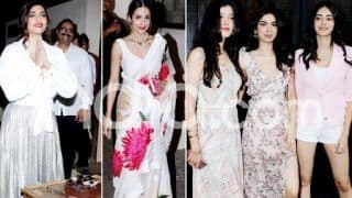 Watch: Bollywood Celebs Attend Sonam Kapoor's Birthday Party