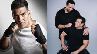 No Sooryavanshi vs Inshallah at Box Office on Eid 2020, Salman Khan Announces New Release Date of Rohit Shetty-Akshay Kumar's Cop Drama