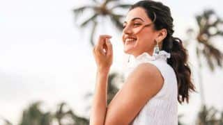 Taapsee Pannu Gives Sarcastic Reply to Troll For Saying She Can't Act - Check Tweet