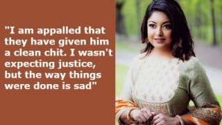 Tanushree Dutta-Nana Patekar Sexual Harassment Case: Actor Speaks on Daisy Shah Turning Hostile And Police Behaving Unfair