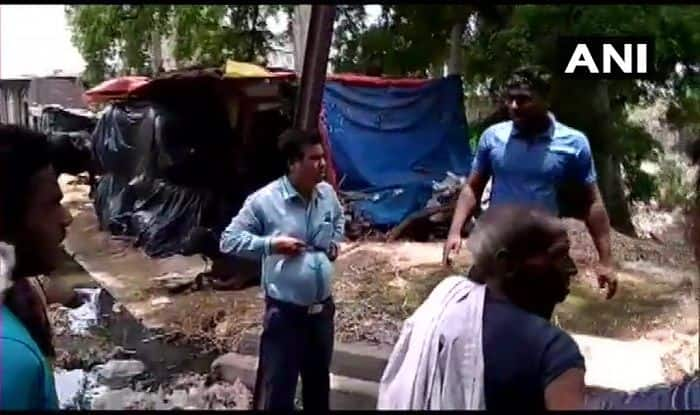 MP: Irate Villagers Tie Gram Panchayat Secy to Electric Pole