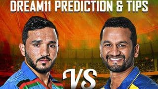 Dream11 Prediction: Afghanistan vs Sri Lanka, ICC Cricket World Cup 2019, Match 6 Team Best Players to Pick for Today's Match AFG vs SL at 3 PM