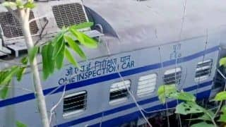 Odisha: Driver, Three Other Employees Killed as Engine Catches Fire in Samaleshwari Express