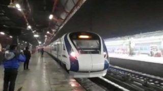 5 स्टार होटल ने 'वंदे भारत एक्सप्रेस' में यात्रियों को परोसा बासी खाना, रेलवे कर सकता है बड़ी कार्रवाई