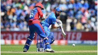 ICC World Cup: अफगानिस्तान के गेंदबाजों का शानदार प्रदर्शन, टीम इंडिया को 224 रन पर रोका