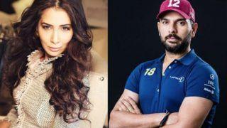 Yuvraj Singh Gets Standing Ovation From Ex-Girlfriend Kim Sharma