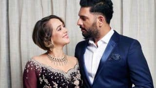 Yuvraj Singh's Retirement: Wife Hazel Keech Writes a Lovely Note, Asks Him to Move to 'Next Chapter'