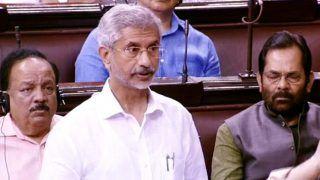 Trump's Kashmir Mediation Claim: No Such Request Made by PM Modi, EAM in Parliament
