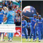 Prime Minister Narendra Modi Praises Virat Kohli-Led Team India After Semi-Final 1 ICC Cricket World Cup 2019 Against New Zealand   SEE POST