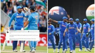 Prime Minister Narendra Modi Praises Virat Kohli-Led Team India After Semi-Final 1 ICC Cricket World Cup 2019 Against New Zealand | SEE POST