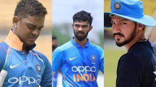 Ruturaj Gaikwad, Anmolpreet Singh and Ishan Kishan Named in The India A Squad