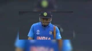 MS Dhoni Heartbroken, Gets Emotional After Dismissal During ICC Cricket World Cup Semi-Final 1 Between India-New Zealand | WATCH VIDEO