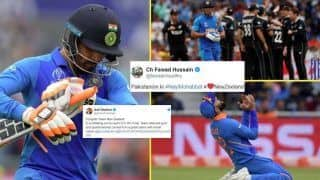 Pakistani Ministers TROLL Virat Kohli-Led India After Exit From ICC Cricket World Cup 2019 Against New Zealand | SEE POSTS
