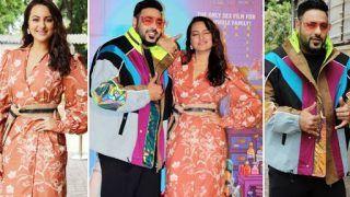 Khandaani Shafakhana Trailer Launch: Sonakshi Sinha Interact With Media