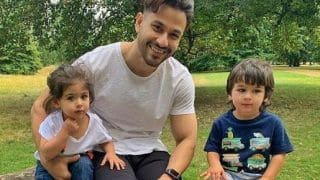 Kunal Kemmu Playing With Taimur Ali Khan, Inaaya Naumi Kemmu is The Cutest Thing You Will See on The Internet Today