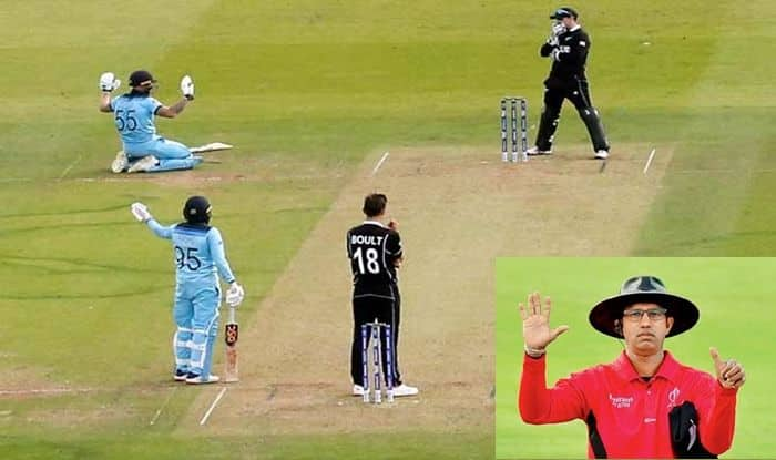 ICC Defends On-Field Umpire's Controversial Overthrow Call in World Cup Final