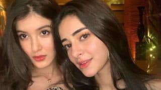 Ananya Panday And BFF Shanaya Kapoor Are 'Double Trouble' in Latest Instagram Post