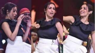 Malaika Arora Flaunts Her Moves as She Appears as Guest Judge on Kareena Kapoor Khan's Show