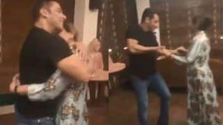 Salman Khan Grooves With Mother Salma on Sia's Cheap Thrills, Watch