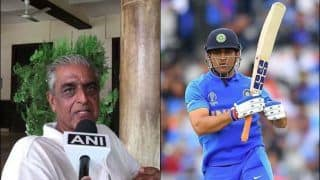 Former BCCI Secretary Sanjay Jagdale Talks About MS Dhoni's Retirement, Says Team Does Not Have Better Player Than Him