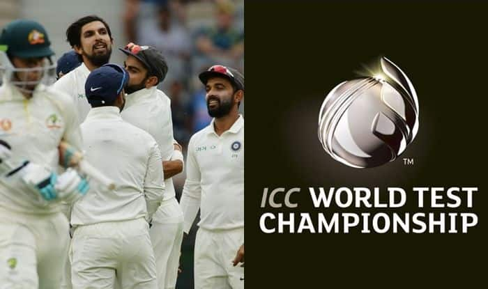 Icc World Test Championship Full Schedule Of Team India